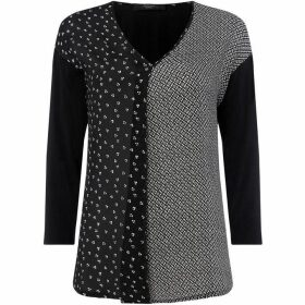 Max Mara Weekend Spoleto v neck top