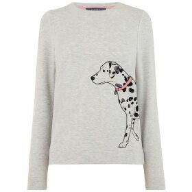 Oasis Dalmation Sweat