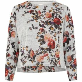 Oasis Curve Autumn Garden Woven Mix Cosy Top