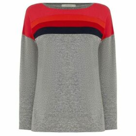 Oasis Colourblock Casual Sweat