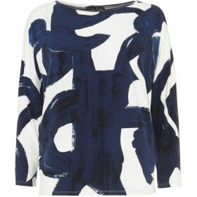 Phase Eight Adina Print Top