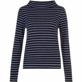 Hobbs Striped Audrey Sweater