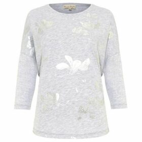 Phase Eight Fressia Foil Top