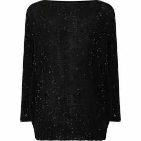 James Lakeland Lurex Sequin Top