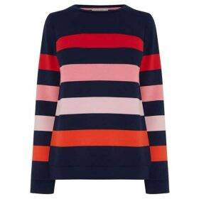 Oasis Colourful Stripe Sweat