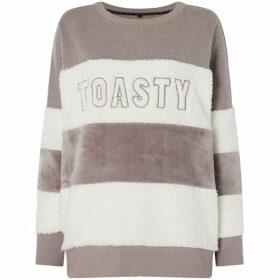 Therapy London `Toasty` snuggle top