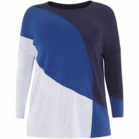 Studio 8 Louise Colourblock Knit Top