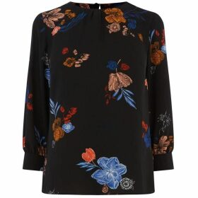 Warehouse Sienna Floral Top