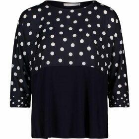 Betty Barclay Polka Dot Top