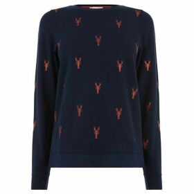 Oasis Glitter lobster sweat