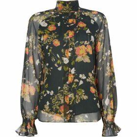 Lauren by Ralph Lauren Ratana floral shirt