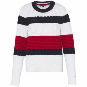 Tommy Hilfiger Alexia Colour Block Sweater