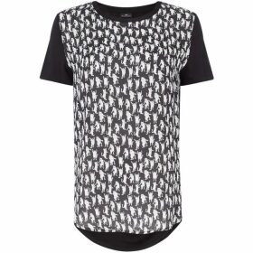 PS by Paul Smith Cat jersey back tee
