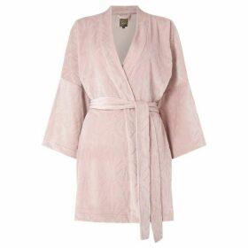 Biba Deco cut kimono robe