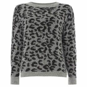 Marella Gino printed sweater