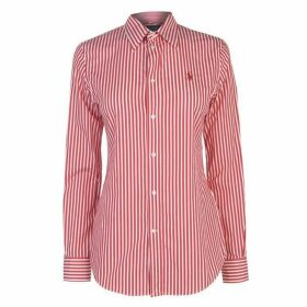 Polo Ralph Lauren Kendal Stripe Long Sleeve Shirt