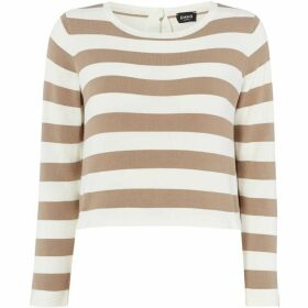 Emme Agenda crew neck block colour sweater