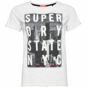 Superdry NYC State Boyfriend T-shirt