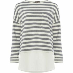 Phase Eight Sian Stripe Top