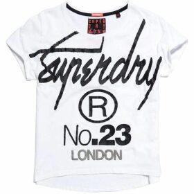 Superdry Big R Boyfriend T-shirt