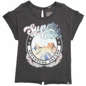 Superdry Desert Nevada Shoulder T-shirt