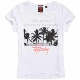 Superdry Sao Paolo Crew Neck T-shirt