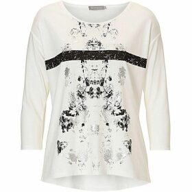 Betty Barclay T-shirt with metallic print motif
