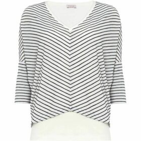 Phase Eight Sharon Stripe Top