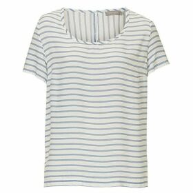 Betty Barclay Short sleeved striped top