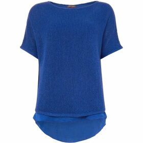 Phase Eight Macey Tape Yarn Knitted Top