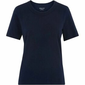 Whistles Rosa Double Trim Tee
