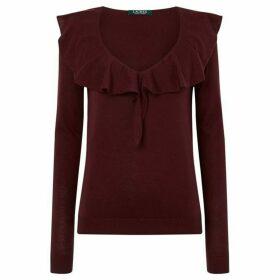 Lauren Vasiva long sleeve sweater