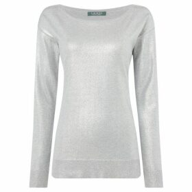 Lauren Vintoria long sleeve sweater