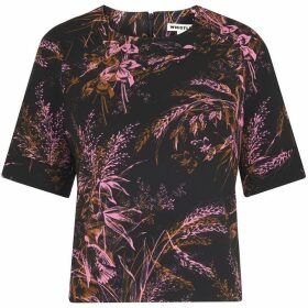 Whistles Wren Print Top