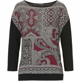 Betty Barclay Paisley print top