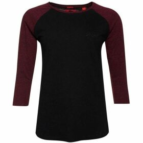 Superdry Imperial Baseball Top