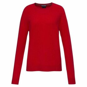 Tommy Hilfiger Acia Cable Crew-Neck Sweater