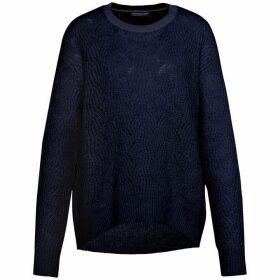Tommy Hilfiger Akana Texture Crew-Neck Sweater