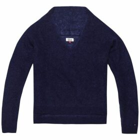 Tommy Jeans Scoop Neck Sweater