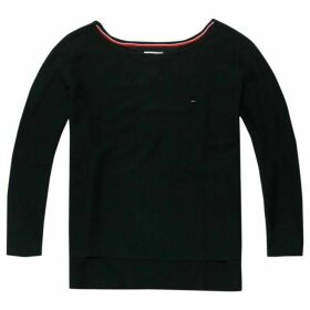 Tommy Jeans Basic Drop Back Sweater