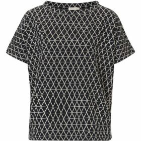 Betty Barclay Diamond textured top