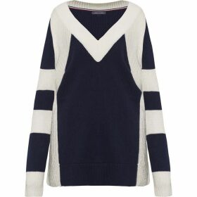 Tommy Hilfiger Priya V-Neck Sweater