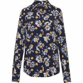 Tommy Hilfiger Rae Flower Print Shirt