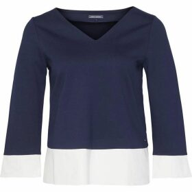 Tommy Hilfiger Amy Block Top