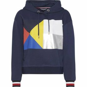 Tommy Hilfiger Camila Graphic Flag Hoody
