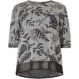 Studio 8 Melissa Printed Top