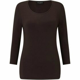 James Lakeland three quarter Sleeve Top