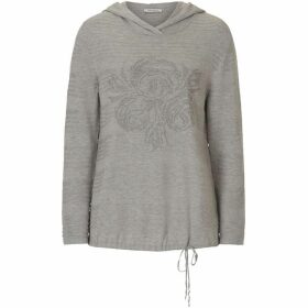 Betty Barclay Hooded Fine Knit Top