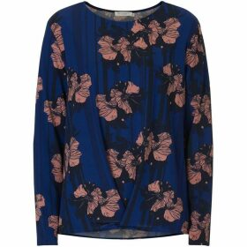 Betty Barclay Floral Print Jersey Top