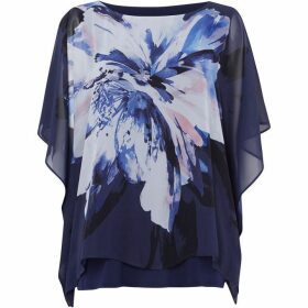 Roman Originals Placement Print Overlay Top